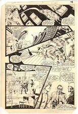 World's Finest Comics #313 p.4 - Super Speed - 1985 art by Stan Woch Comic Art
