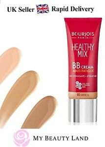 Bourjois Healthy Mix BB Cream Anti-Fatigue & Hydration Effect Foundation, Sealed