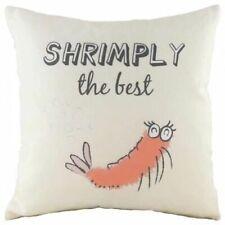"""Shrimply the Best"" Cushion"