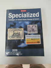 Scott 2019 Specialized catalogue of US stamp and covers>Excellent Used Condition