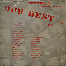 """OUR BEST NR. 1 - COUNT BASIE - JOE NEWMAN - LESTER YOUNG  12"""" LP (P290)"""