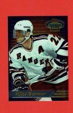 1993-94 Stadium Club FINEST insert # 6 Mike Gartner NEW YORK RANGERS
