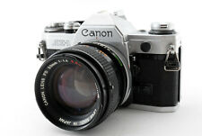 [Excellent Canon AE-1 Film Camera w/FD 50mm f/1.4 S.s.C From Japan #661781