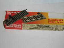 New Fleischmann 6116 HO Buffer Track Each Profi-Gleis