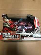 Hasbro Transformers Universe Generations Voyager Class G2 Inferno New MISB