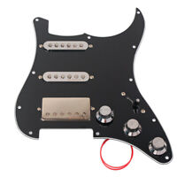 Prewired Pickguard SSH Alnico 5 Humbucker for ST SG Electric Guitar
