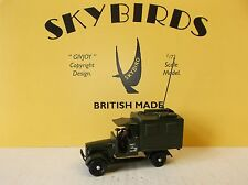 Skybirds Radio Lorry