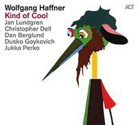 WOLFGANG HAFFNER - KIND OF COOL  VINYL LP NEU