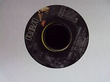 """GUS HARDIN How Are You Spending My Nights/Night Lights 7"""" 45 mid-80's country"""