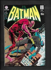 Batman 224 VF/NM 9.0 Hi-Res Scans