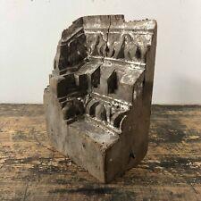 Eighteenth Century Wooden Architectural Fragment