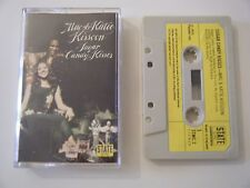MAC & KATIE KISSOON SUGAR CANDY KISSES CASSETTE TAPE 1975 PAPER LABEL STATE UK