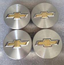CHEVROLET WHEEL CENTER CAP HUB CAPS ONE SET OF 4 OEM 9594156 #14