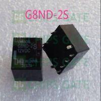 1PCS OMRON G8ND-2S-12VDC DIP Relay Module