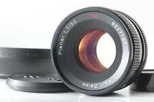 [EXC+5 w/Hood] CONTAX Carl Zeiss Planar T* 50mm f/1.7 AEJ Lens C/Y Mount Japan