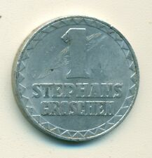 A NICE OLDER ST. STEPHANS 1 GROSCHEN from AUSTRIA DATING 1950