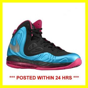 New Nike Air Max Hyperposite Fireberry 524862 400 Men's Basketball Shoes 9.5 US