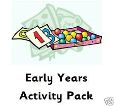 Teachers A1 Little Helper - Early Years Activity Pack