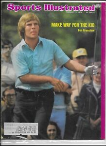 Sports Illustrated February 11 1974 Make Way for the Kid Ben Crenshaw NM