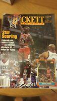 Beckett Basketball Card Monthly Magazine September 1996 Michael Jordan #74