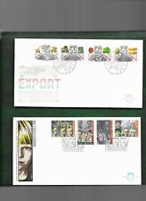 NETHERLANDS  1981 FIRST DAY COVERS