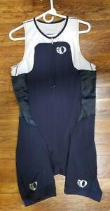 Pearl Izumi elite Front Zip Triathlon Suit xl