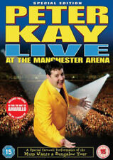 Peter Kay: Live at Manchester Arena DVD (2005) Peter Kay