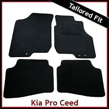 Kia Pro Ceed (2007 2008 2009 2010...2012) Tailored Fitted Carpet Car Mats 3 Hole