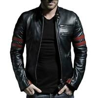 Biker Genuine Leather Jacket