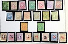 TIMBRE de GUINEE  1904 - Colonie France - NEUFS * - Série Complète - 88M795