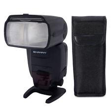 Shanny SN600SN GN60 Master Slave iTTL HSS 1/8000s Flash Speedlite for Nikon