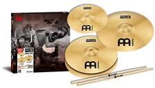 Meinl HCS1314+10S HCS Cymbal Set w/ Free Splash, Sticks & Lessons