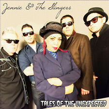 JENNIE & THE SLINGERS Tales Of The Unexpected CD - Belle Stars, Boz Boorer NEW