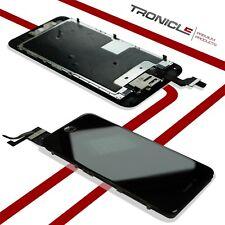 Display iPhone 7 LCD VORMONTIERT mit RETINA Glas Touchscreen -SCHWARZ- BLACK -