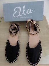 Ella Patternless Wedge Sandals for Women