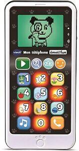Telephone Fictif Interactif Jouets Electronique Educatif Volume Reglable Solide