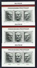 Bundesrepublik 3 x Mi. Nr. 871 / 873 Block 11 postfrisch aus Jahrgang 1975 (12)