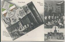 AK 1907 JENA STUDENTIKA NIL ADMIRARI NOLLENDORFER SCHÄNKE