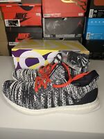 Adidas Ultra Boost Clima Missoni 8.5 Mens Black Red White Sneakers Ultraboost