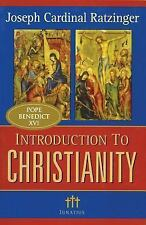 Introduction to Christianity, 2nd Edition Communio Books