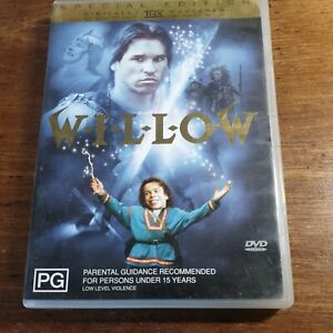 Willow DVD R4 Like New! FREE POST