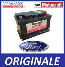 BATTERIA AUTO ORIGINALE FORD MOTORCRAFT 12V 70Ah 640A 278x175x175 - cod.1863093