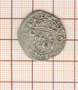 Charles X  douzain 1594 X Amiens
