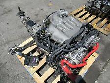 JDM VQ35DE NISSAN 350Z Z33 ENGINE 6 SPEED TRANSMISSION INFINITI G35 3.5L