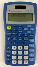 Texas Instruments Ti-34 Ii Scientific Solar Calculator