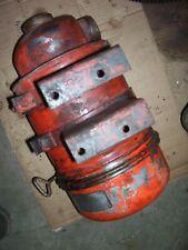 Vintage Ji Case 800 Std Diesel Tractor Engine Air Cleaner Assembly 1958