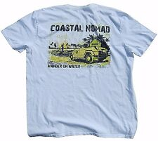Stand up Paddle board T-shirt Coastal Nomad Wander on Water VW Thing SUP surf