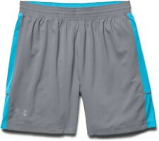 Under Armour Fit Men's Running Shorts Grey/ Sky blue