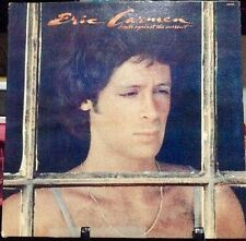ERIC CARMEN BOATS AGAINST THE CURRENT Album Released 1977 Vinyl/Record USA