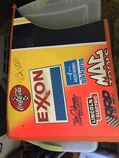 Ricky Rudd Race Used Fender Panel Exxon , Coke, Mac Tools.  Signed